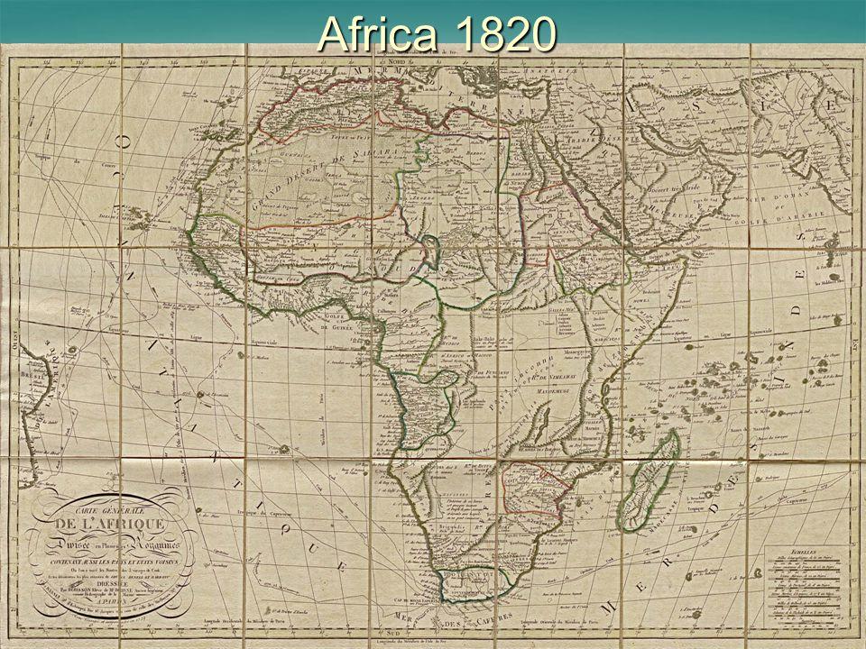Africa 1820