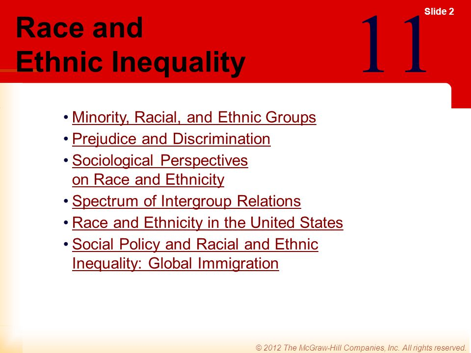 Slide 3 © 2012 The McGraw-Hill Companies, Inc.All rights reserved.