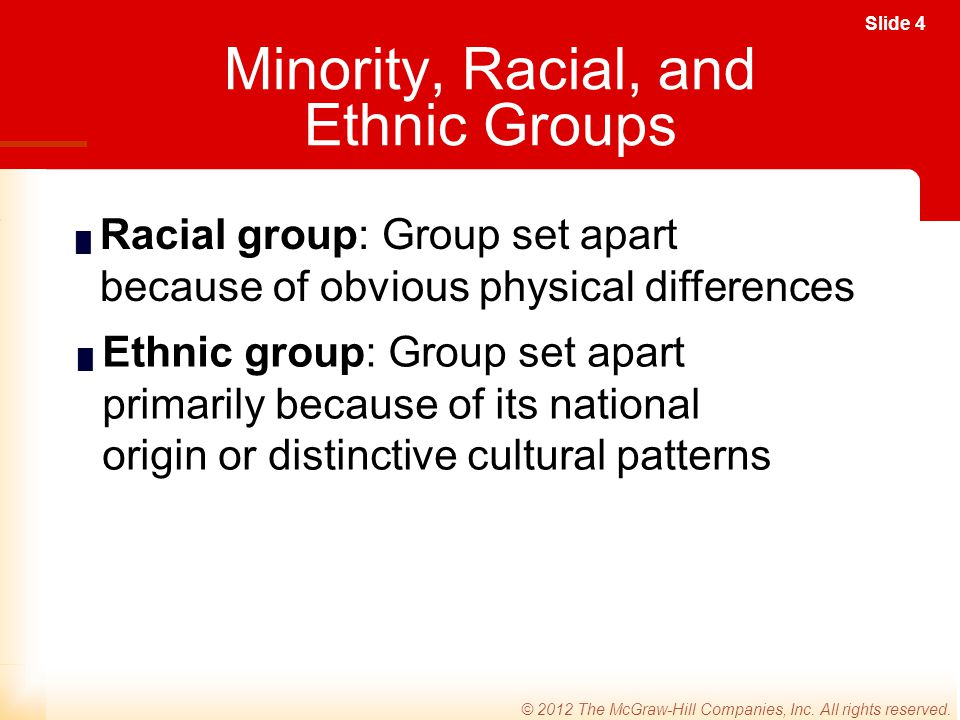 Slide 5 © 2012 The McGraw-Hill Companies, Inc.All rights reserved.