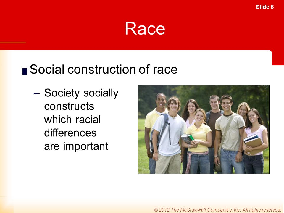 Slide 7 © 2012 The McGraw-Hill Companies, Inc.All rights reserved.