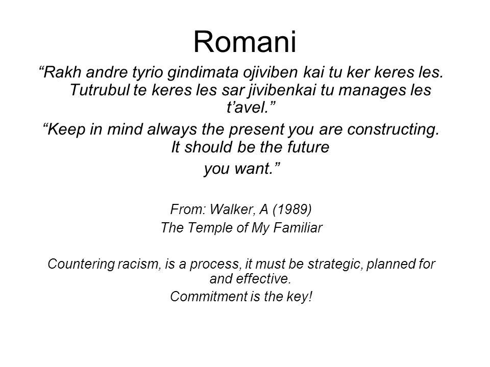 Romani Rakh andre tyrio gindimata ojiviben kai tu ker keres les.