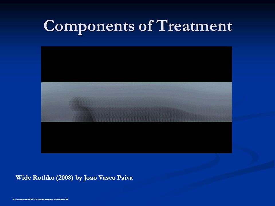 Components of Treatment Wide Rothko (2008) by Joao Vasco Paiva http://www.siusoon.com/dat/2010/07/31/hong-kong-contemporary-art-biennial-awards-2009/