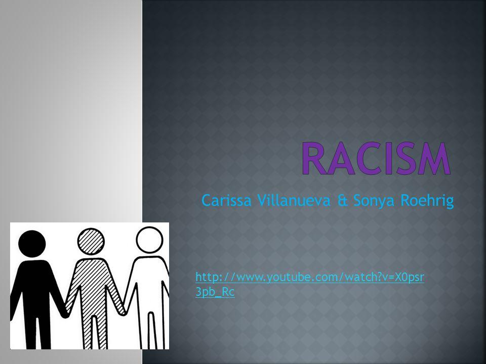 Carissa Villanueva & Sonya Roehrig http://www.youtube.com/watch?v=X0psr 3pb_Rc