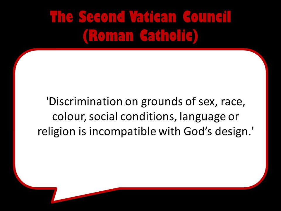 What are the effects of racial, sexual, or religious discrimination?