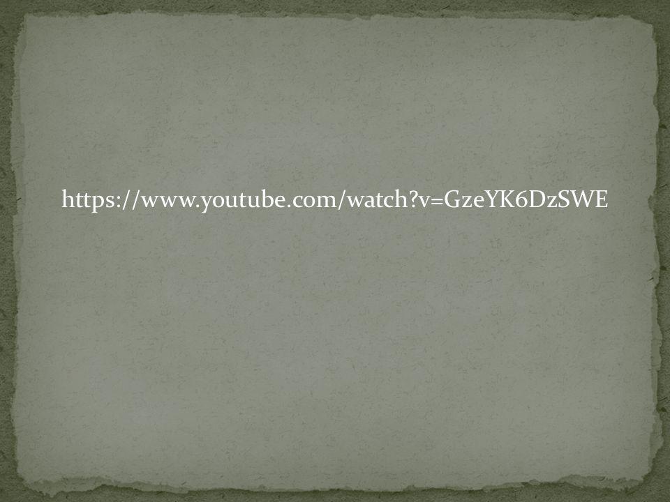 https://www.youtube.com/watch?v=GzeYK6DzSWE