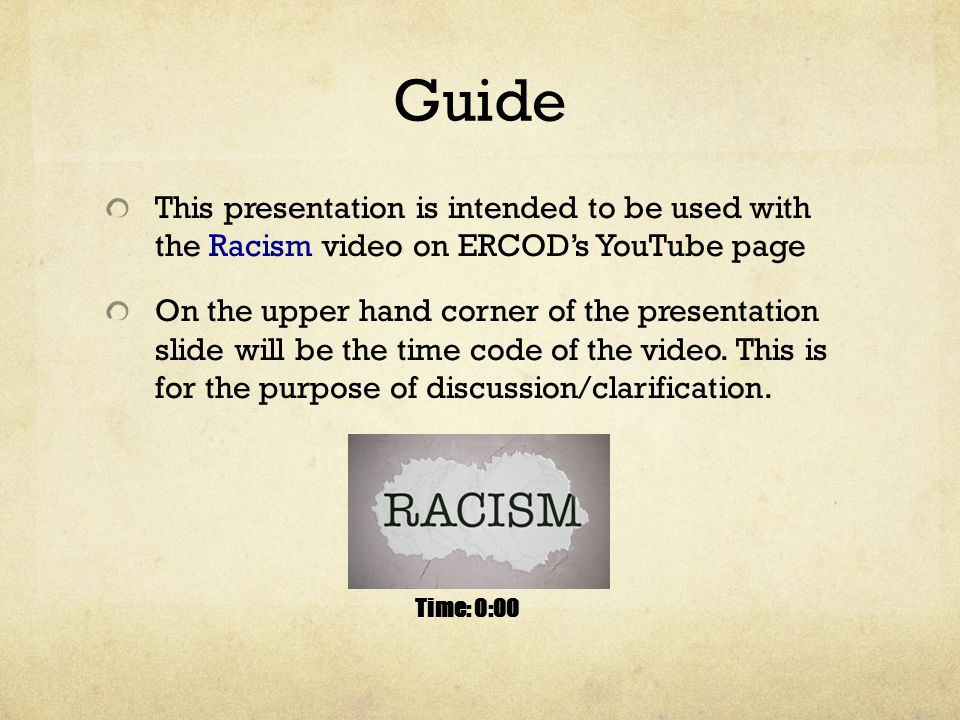Internalized Racism Definition of Internalized Racism: When people of color are treated as inferior and exposed to lies and stereotypes taught over generations, they internalize them. More Internalized Racism situations… - p.