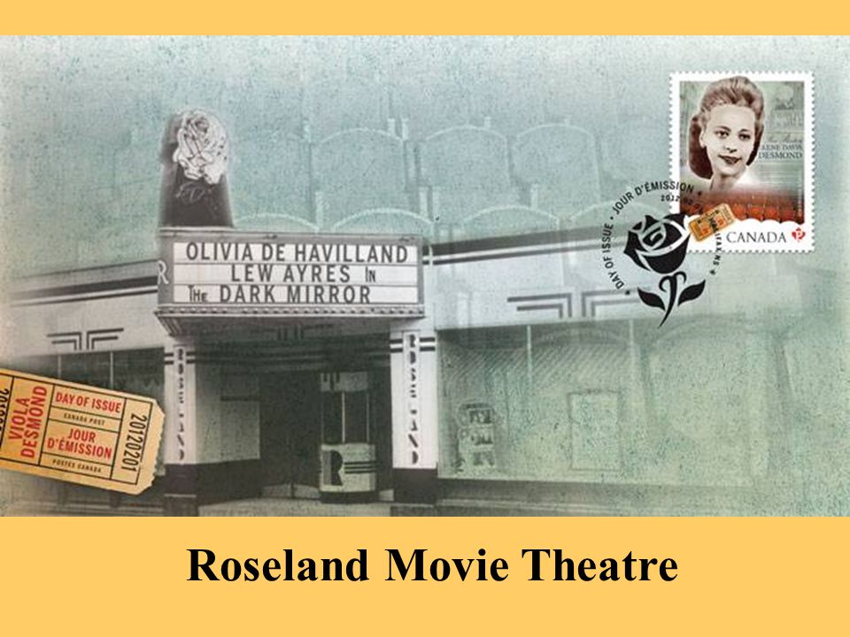 Roseland Movie Theatre