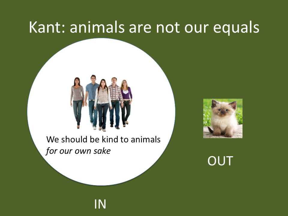 Singer: All Animals Are Equal