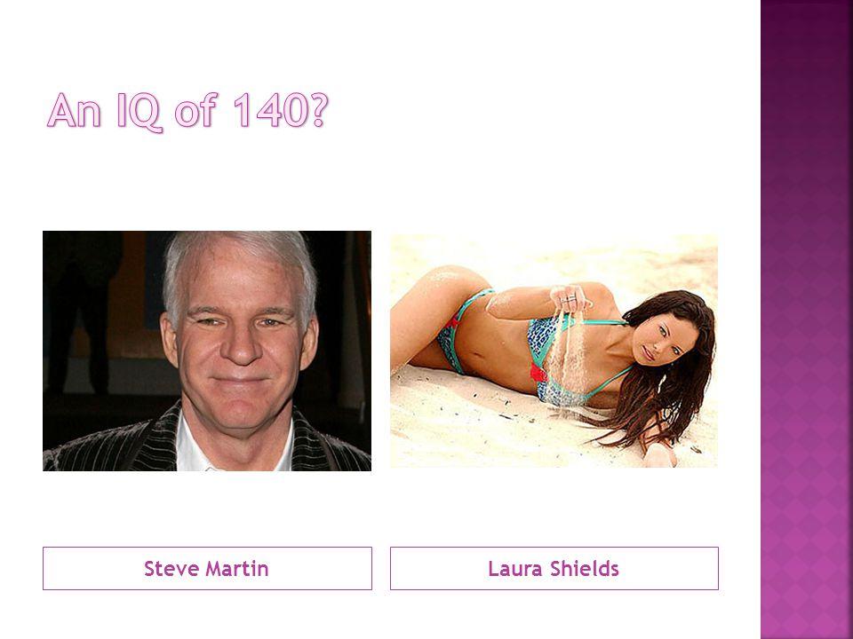 Steve MartinLaura Shields