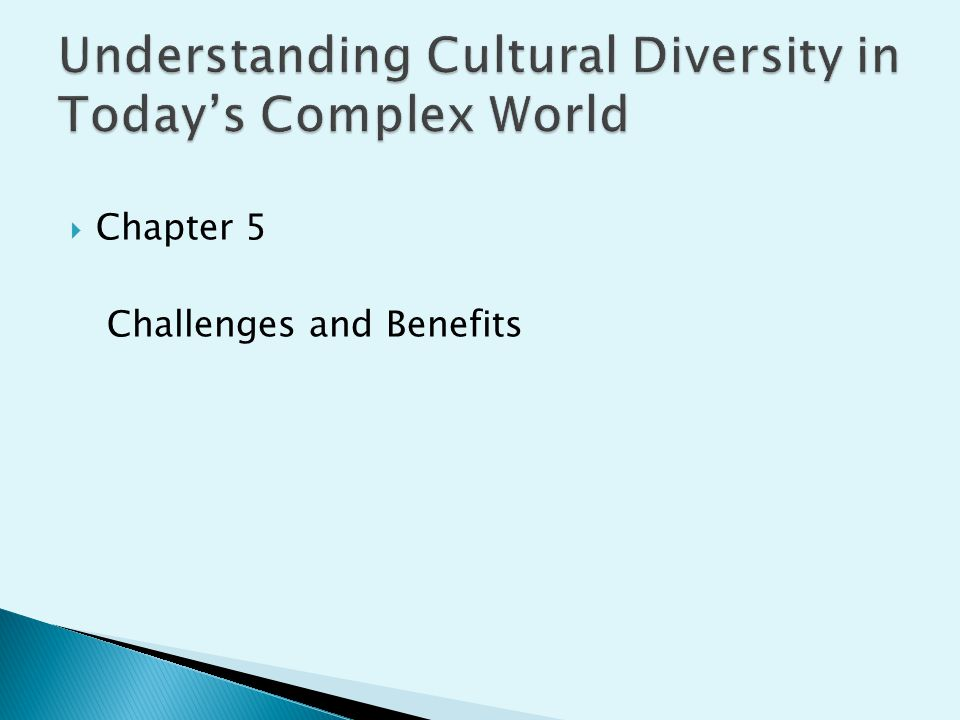 Challenges include  Gender  Age  Ideology  Nationality  Sexual orientation