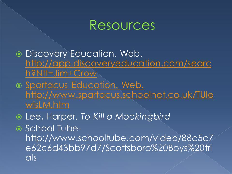  Discovery Education. Web.