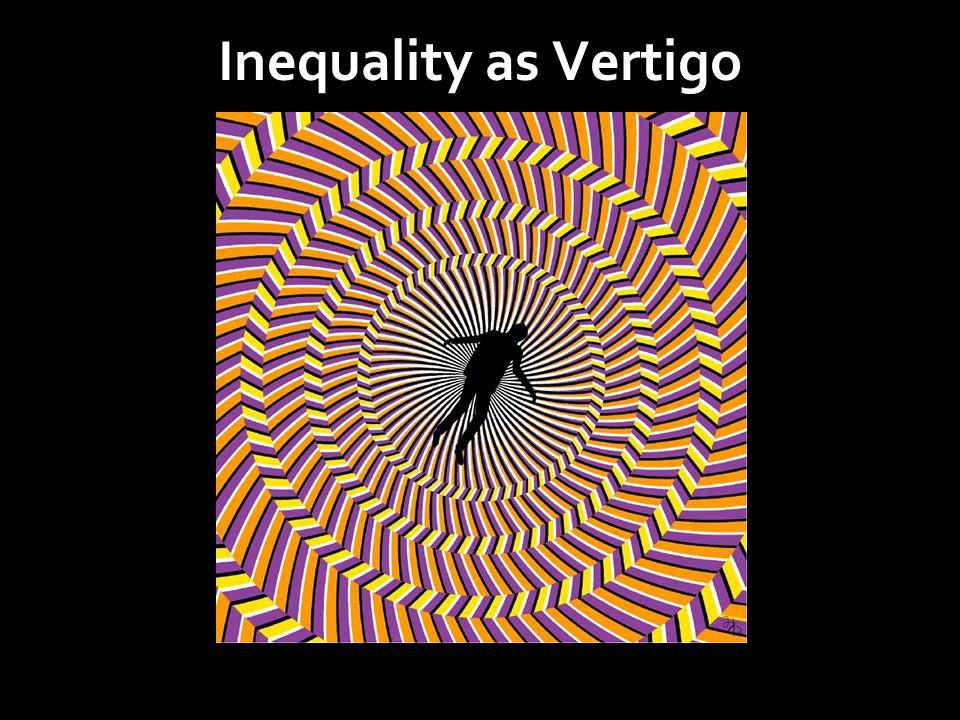 Inequality as Vertigo