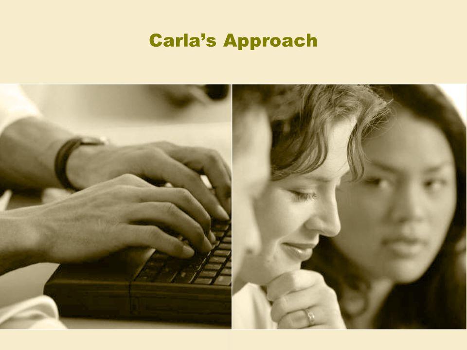 Carla's Approach