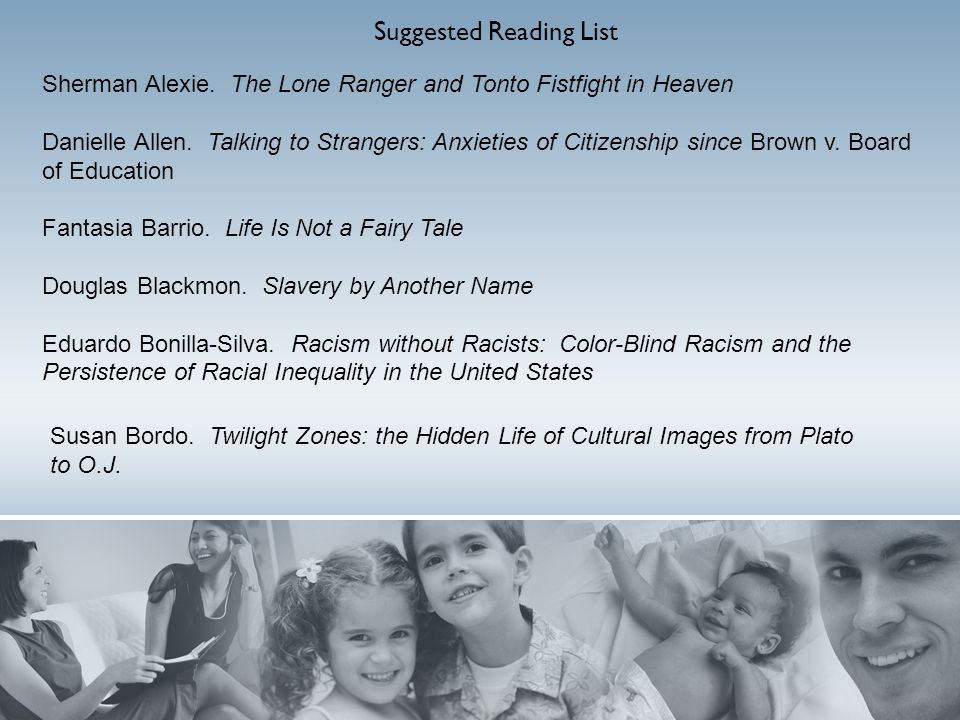 Suggested Reading List Adam Bradley.Book of Rhymes: the Poetics of Hip Hop Elaine Chaika.