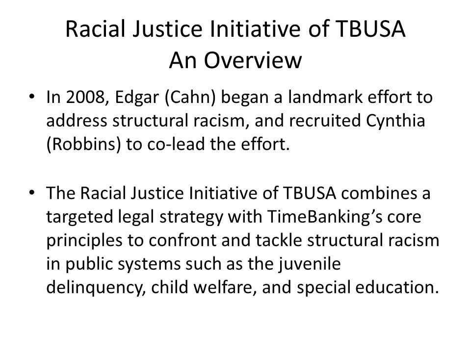 Background of the Legal & Systems Change Strategy UDC Law Review published An Offer They Can't Refuse: Racial Disparity in Juvenile Justice and Deliberate Indifference Meet Alternatives That Work.
