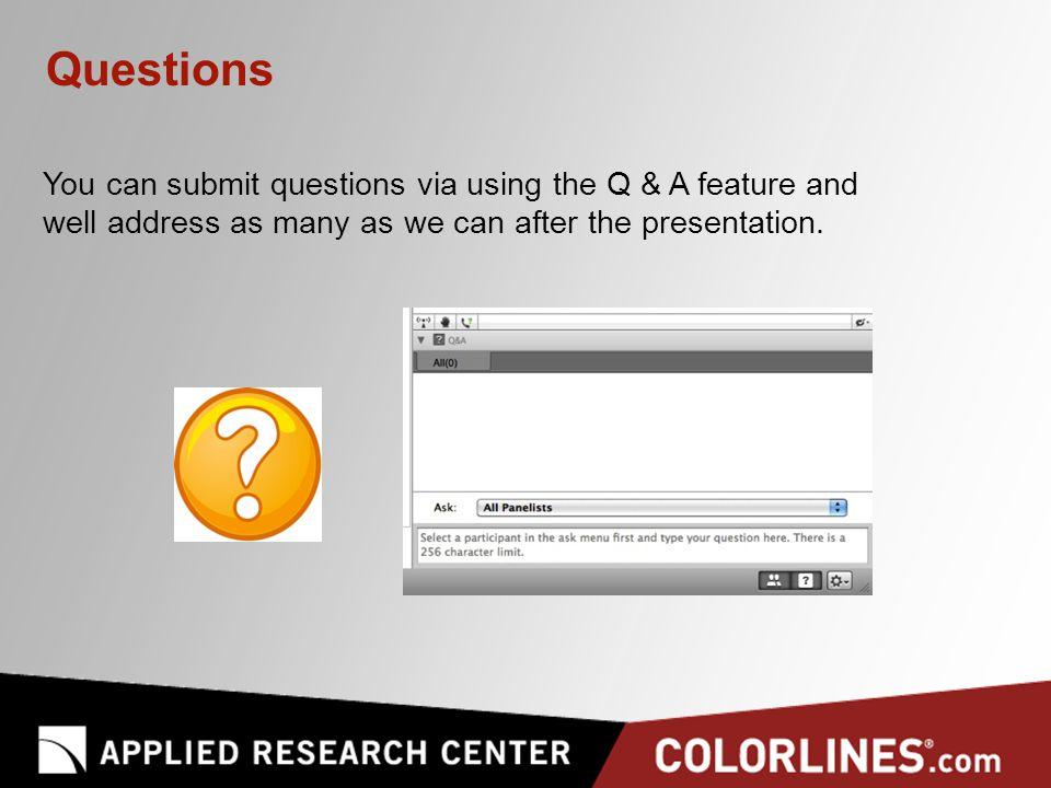 Presentation Overview 1.Introduction 2.Problem: Deficient Decision-Making 3.Prognosis: Anticipating Outcomes 4.Prevention: Avoiding Adverse Impacts 5.Prescription: Advancing Equity 6.Q & A