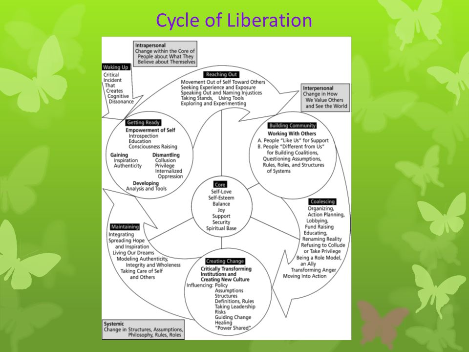 Cycle of Liberation