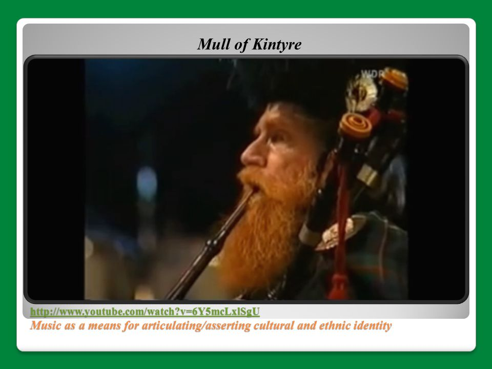 Kingston, Canada Canadian Celtic Piper