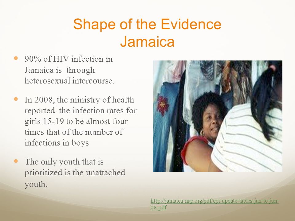 Shape of the Evidence Guyana The Biologic Behavioral Surveillance Survey (BBSS) 2009 showed a sharp decrease (38%) in the HIV prevalence among female sex workers (FSWs), from 26.6 percent (BBSS, 2005) to 16.6 percent (BBSS, 2009).