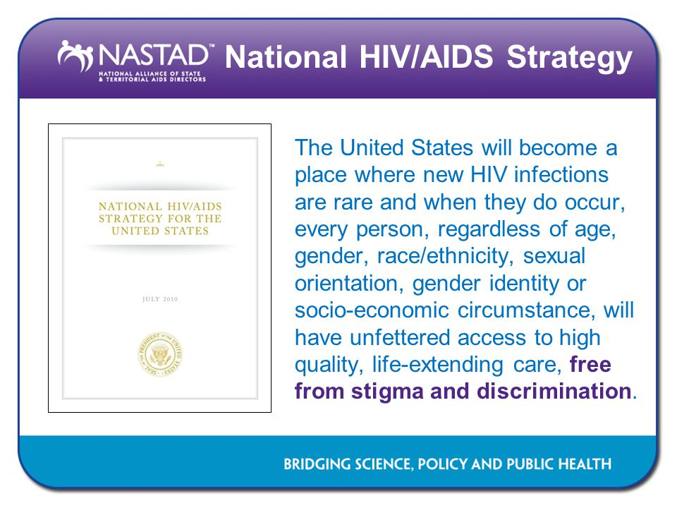 Getting to Zero In conjunction with National Gay Men's HIV/AIDS Awareness Day, NASTAD and the National Coalition of STD Directors (NCSD) released a policy statement this month calling on health departments to take six steps to respond to the ongoing HIV and STD epidemics among gay men/MSM.