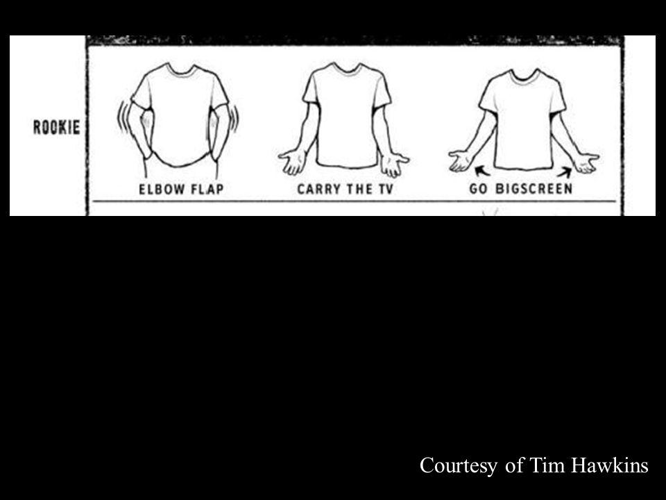 Courtesy of Tim Hawkins