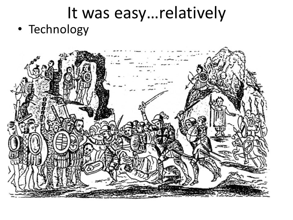 It was easy…relatively Technology