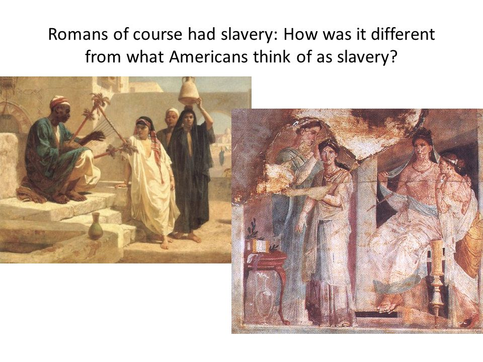 By 800's Europe had moved to a serf system rather than purchasing more slaves.