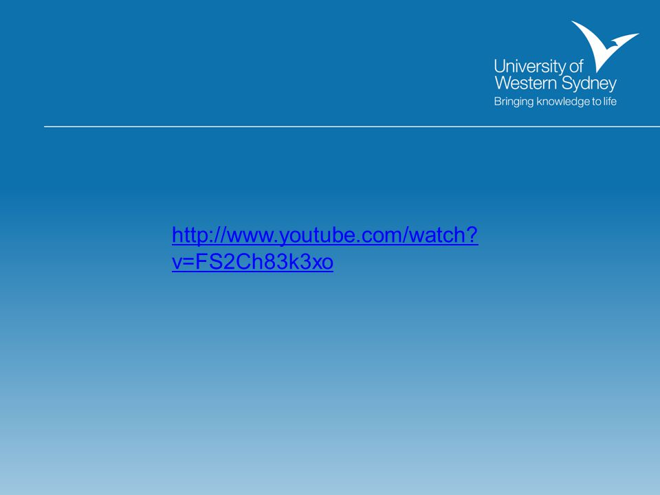 http://www.youtube.com/watch v=FS2Ch83k3xo