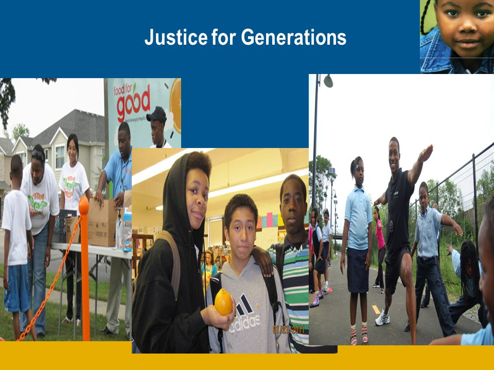 Justice for Generations