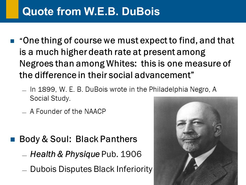 4 Quote from W.E.B.