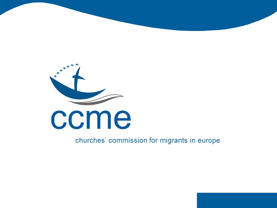 ccme churches' commission for migrants in europe