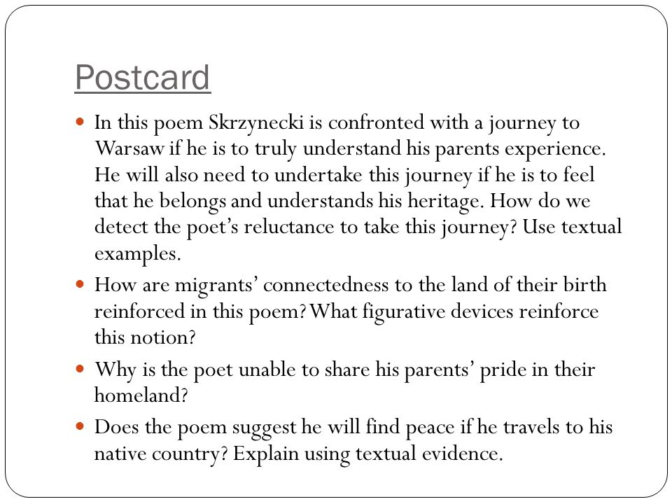 peter skrzynecki quote This is the essay for the core hsc topic of belonging using the immigrant chronicles, by peter skrzynecki and the related text chocolat.