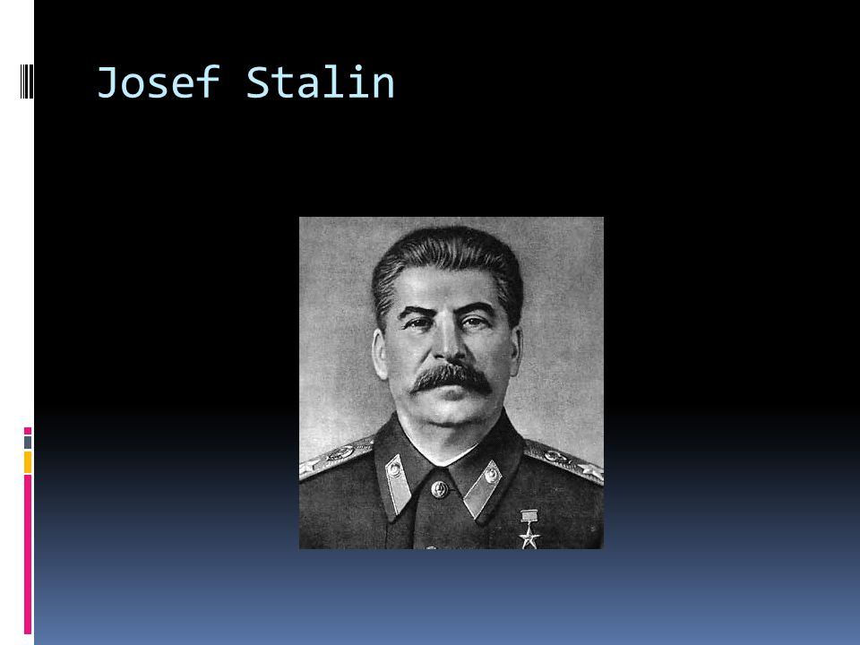  By the early 1930s, Stalin had established a brutal totalitarian government.