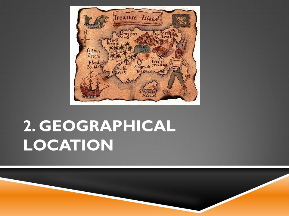 2. GEOGRAPHICAL LOCATION