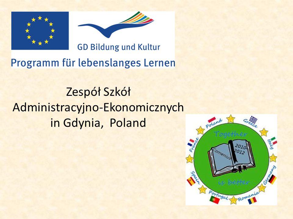 Zespół Szkół Administracyjno-Ekonomicznych in Gdynia, Poland