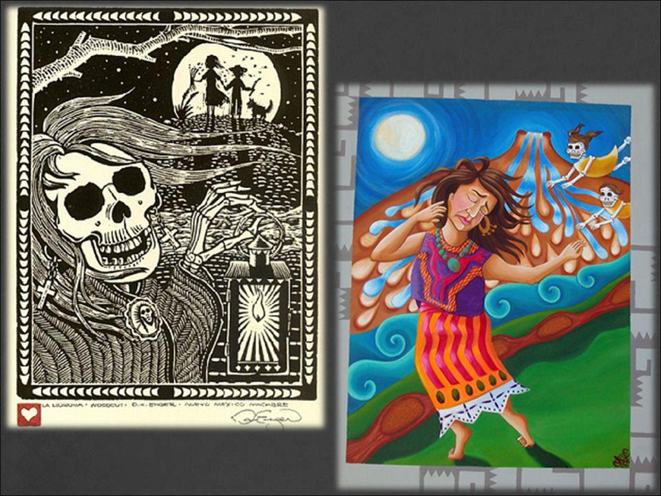 The Legend of La Malinche/La Llorona Legend has it that La Malinche is the native woman who helped Cortés & the Spanish defeat the Aztecs.