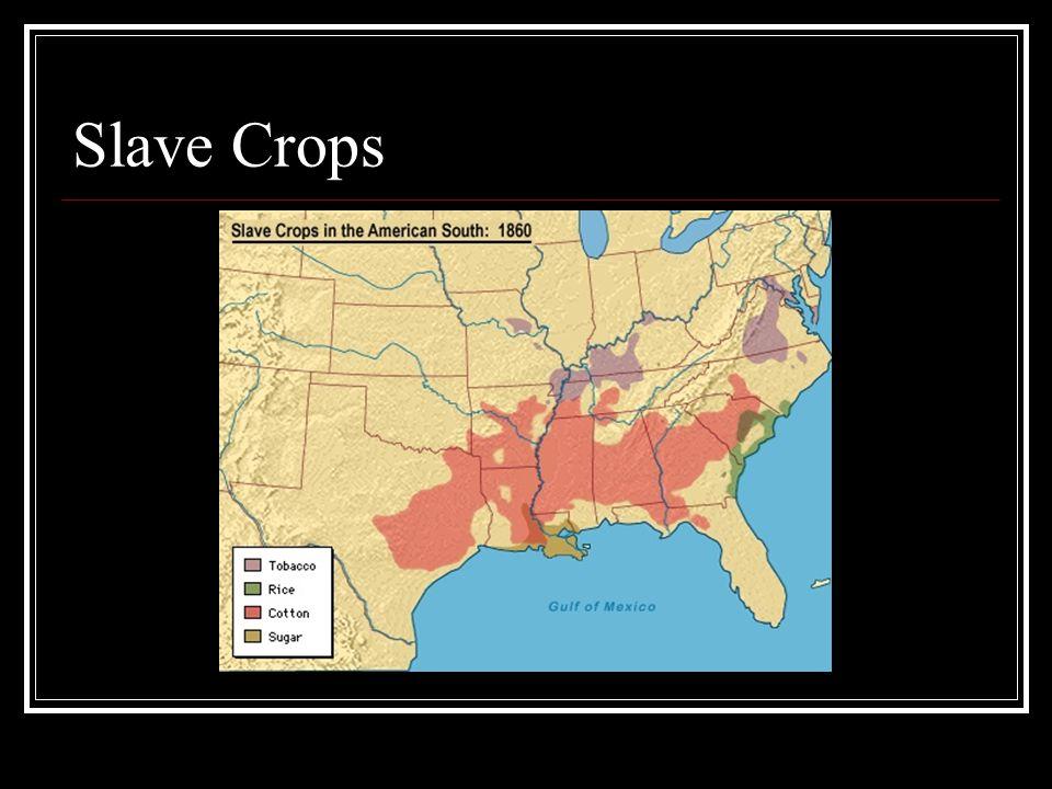 Slave Crops