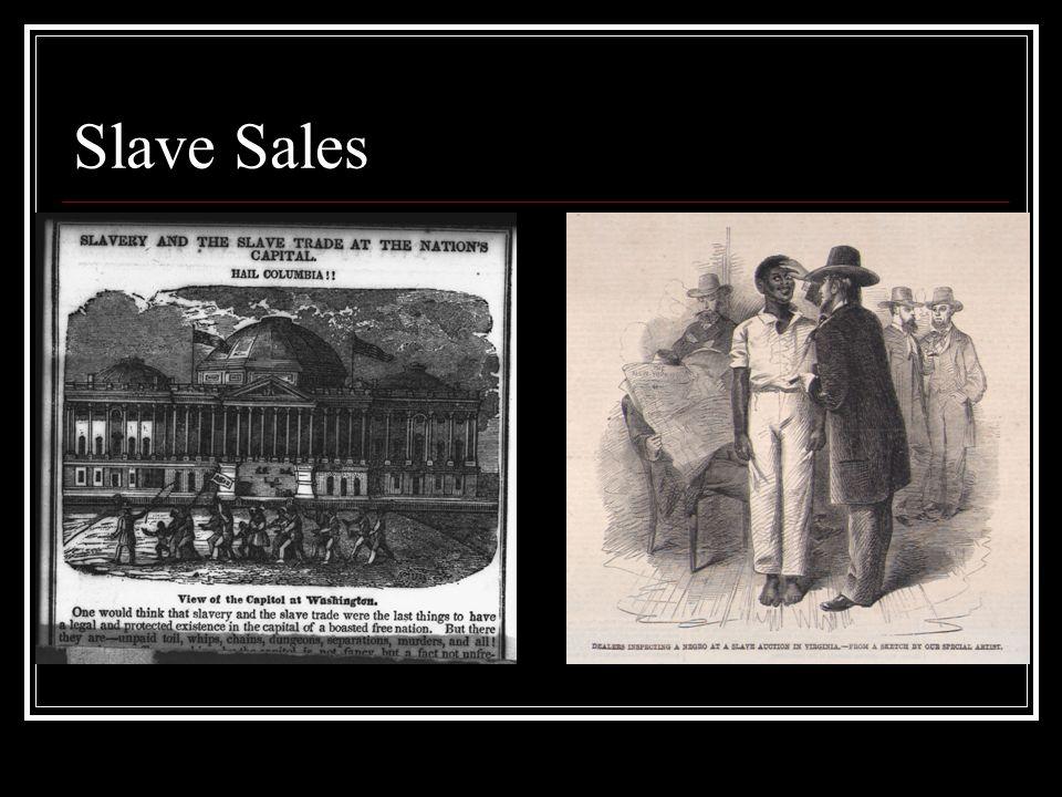 Slave Sales