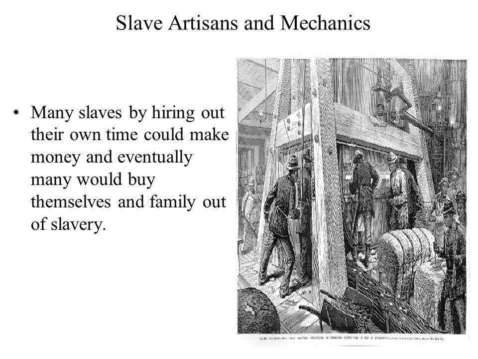 Black Slave Owners high profile cases of Blacks owning Blacks; William Ellis; a Mechanical Engineer and Mechanic.