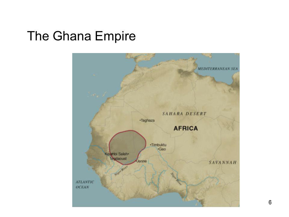 The Ghana Empire 6