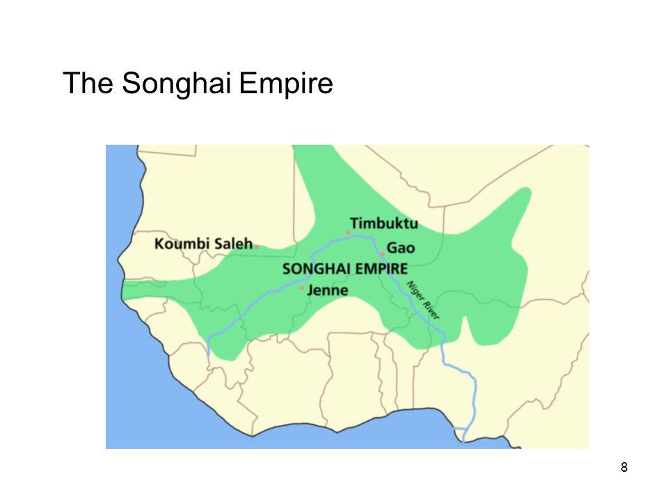 The Songhai Empire 8