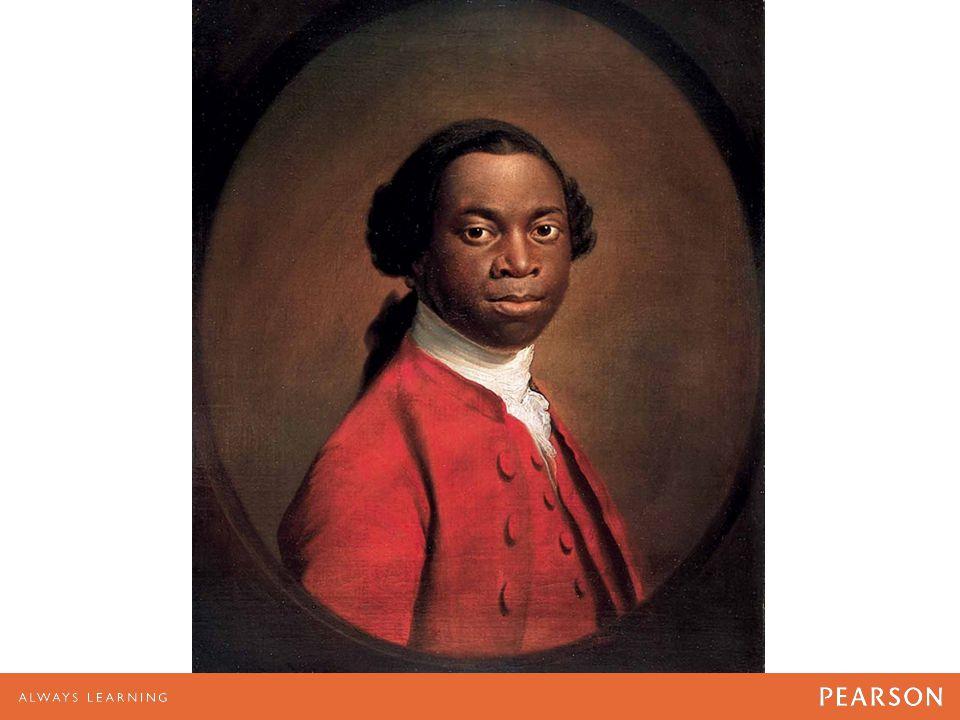 Portrait of Olaudah Equiano