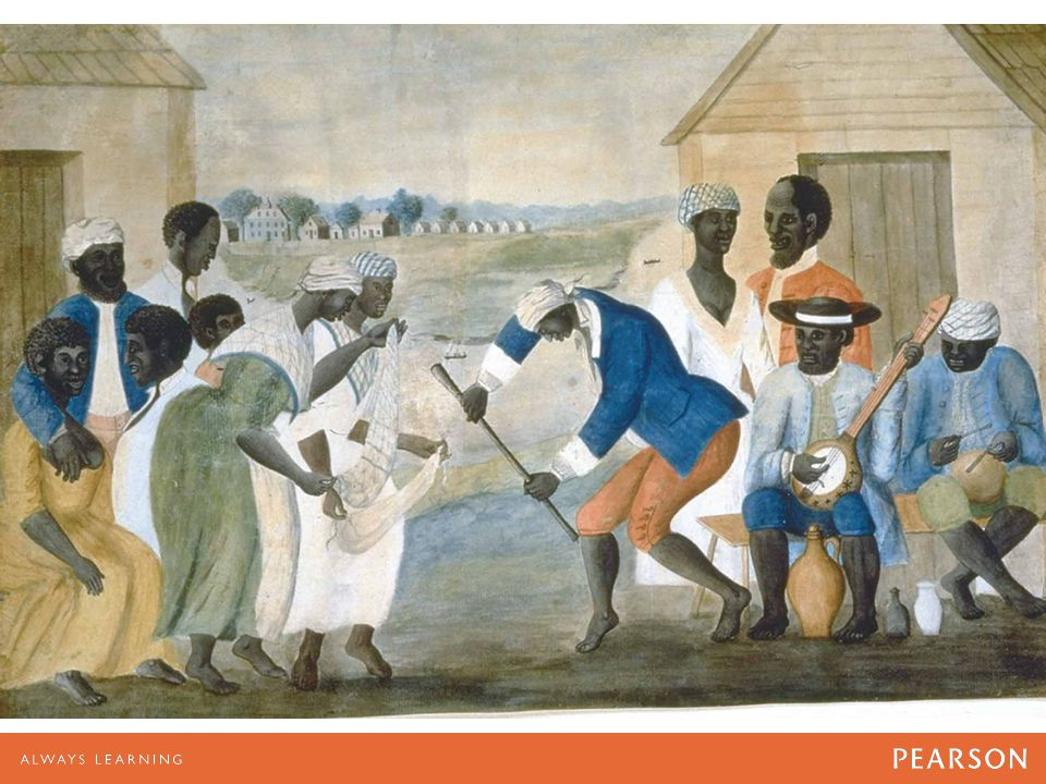 A Musical Celebration in the Slave Quarters