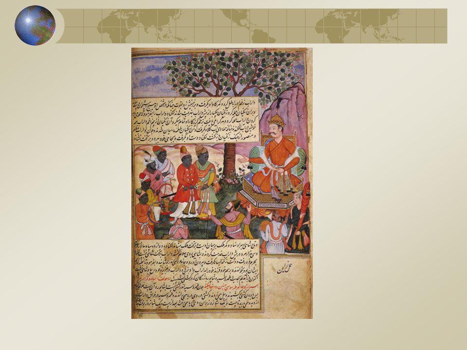 "Economics: Indian Ocean Domestic Military (Yemen, Gulf, India-""Habshi"") Agriculture (Gulf; ""Zenj rebellion"" Basra 869– 883) *Pearl Fishing (Gulf) Dhow"