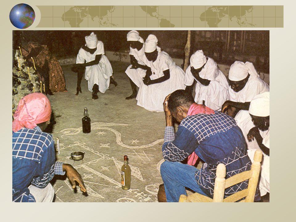 Santeria Altar Havana