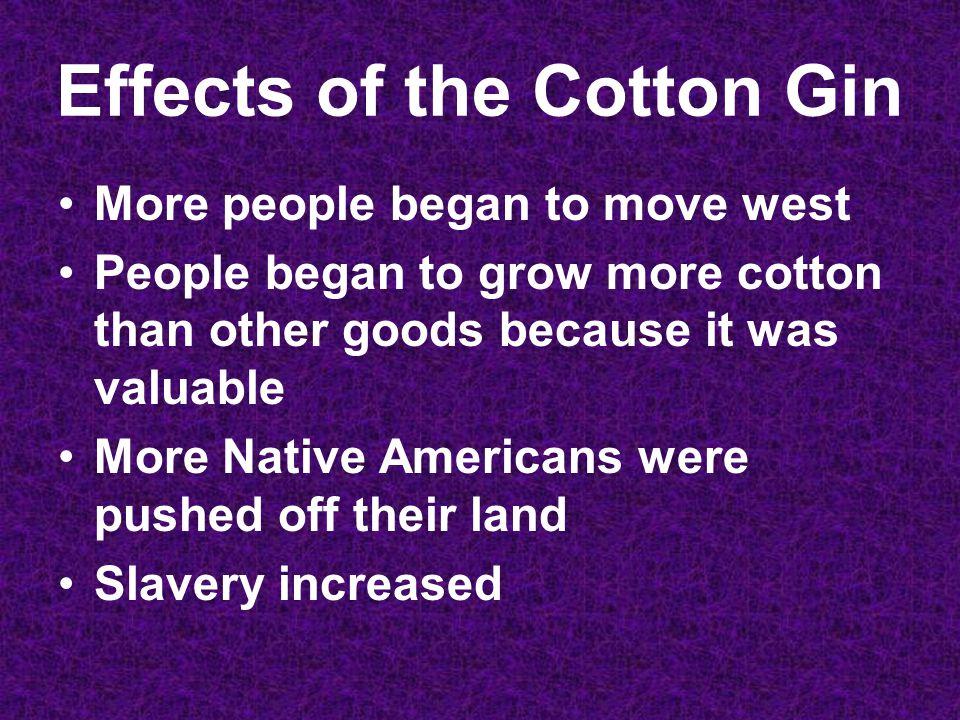 II. Slavery Expands