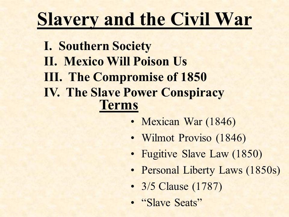 I. Southern Society