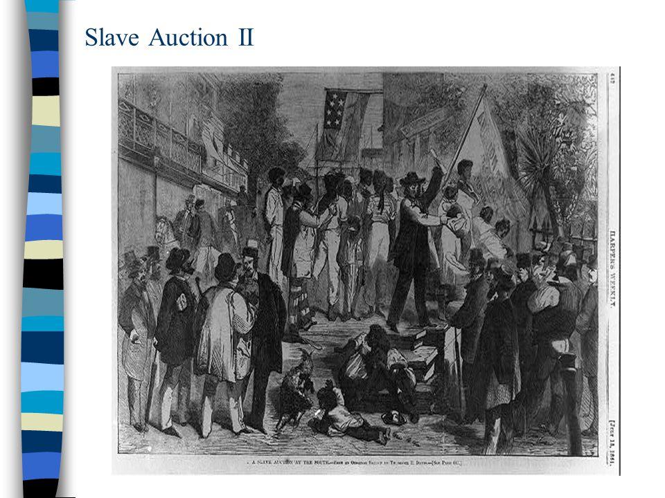 Slave Auction II
