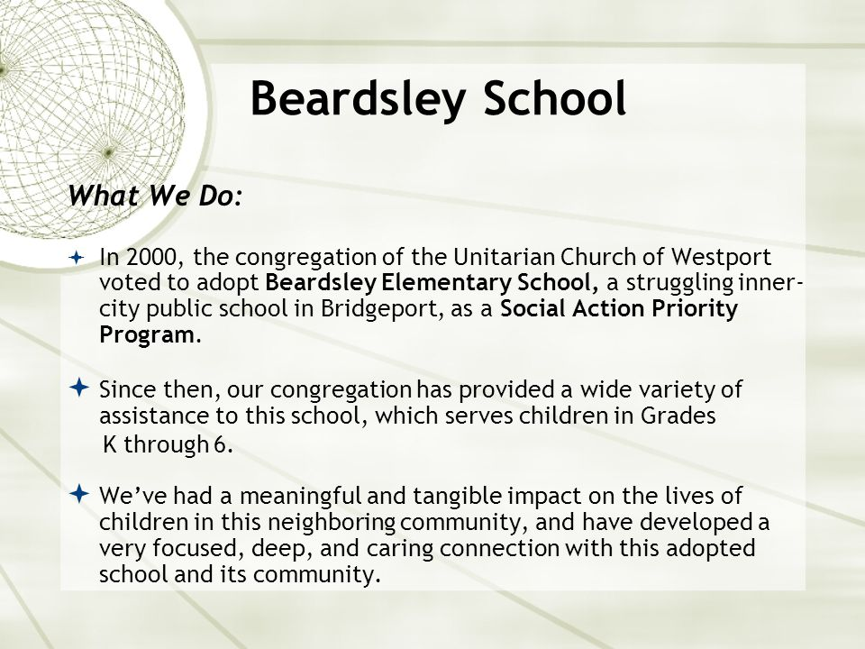 Beardsley School What You Can Do - VOLUNTEER:  Be a Mentor, Tutor, Reader or Book Buddy.