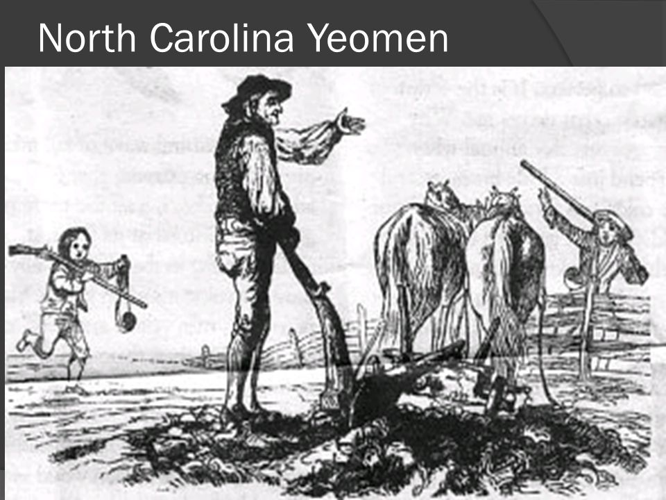 North Carolina Yeomen